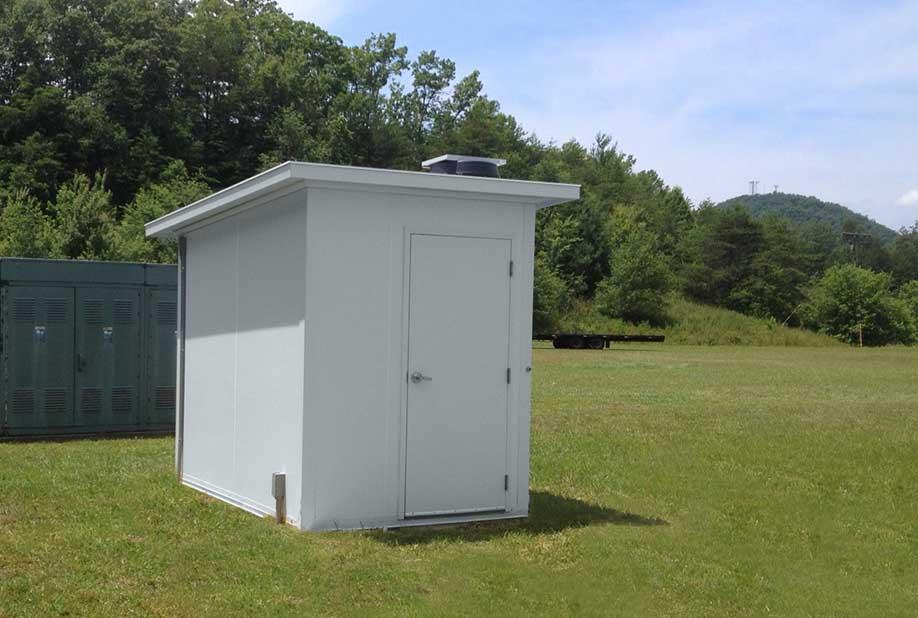 Prefabricated-Pump-House