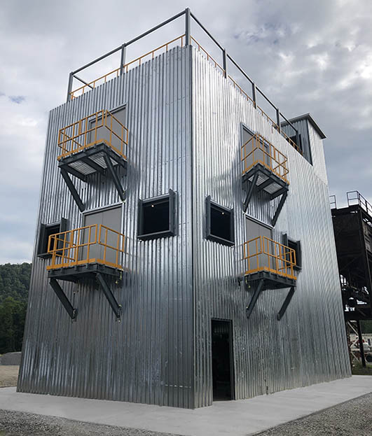 Sniper-Training-Tower