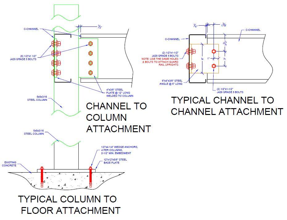 Cold-Roll-C-Channel-Attachments