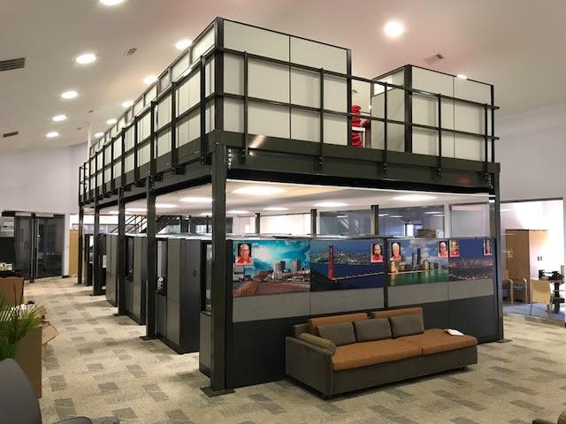 Mezzanine-Office-Space