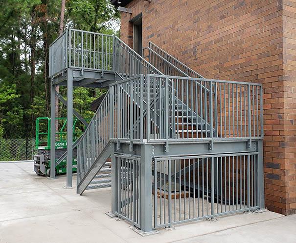 Replacing-Metal-Stairs