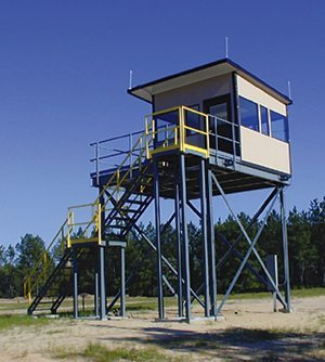 Range-Tower