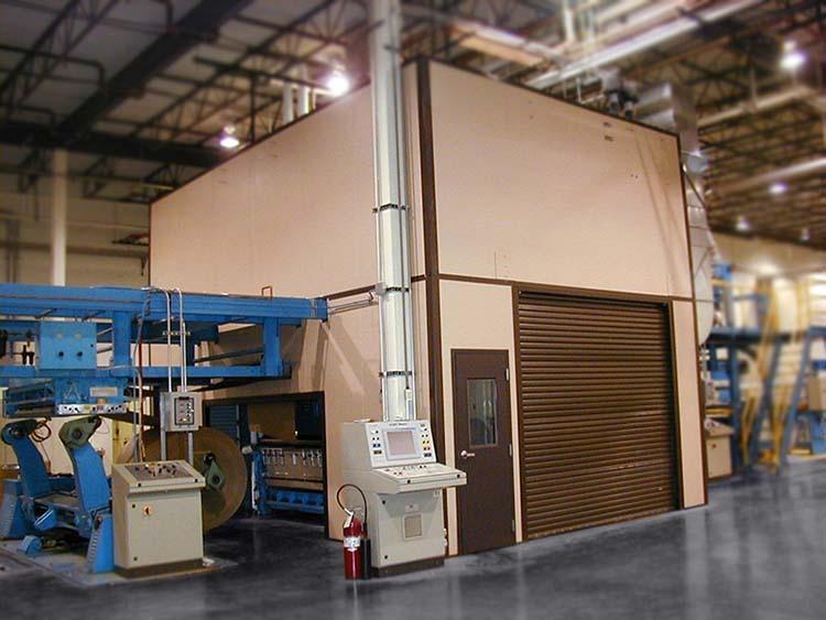 CNC-Room-with-Roll-Up-Door-1