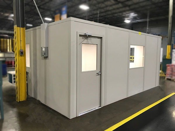 Prefabricated-Room