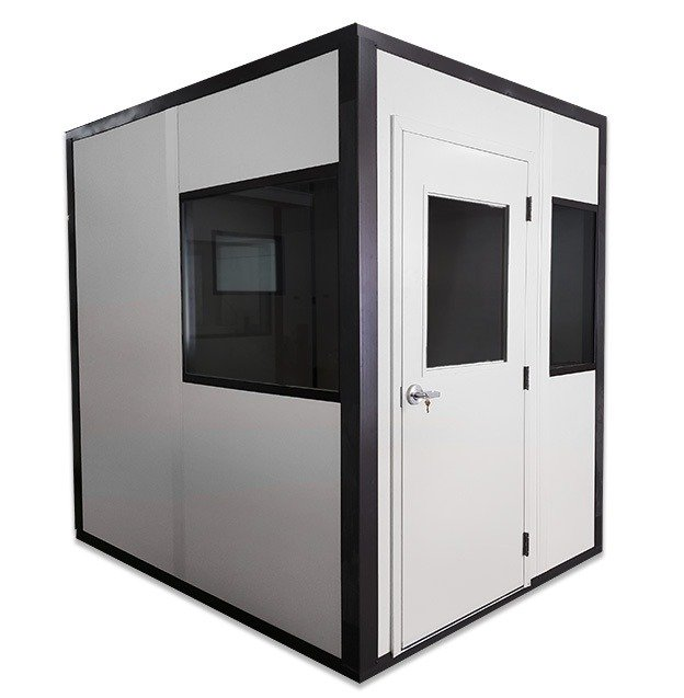 Two-Person-Silent-Booth