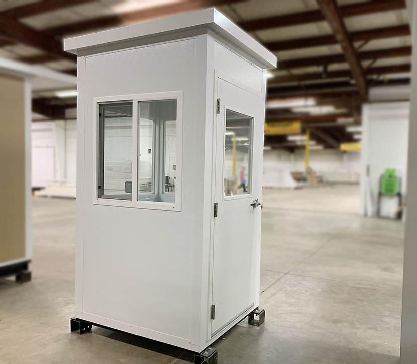 Temperature-Screening-Booth