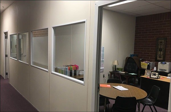 School-Office-Buildout