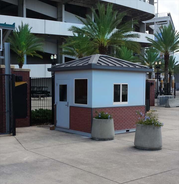 Stadium-Guard-House