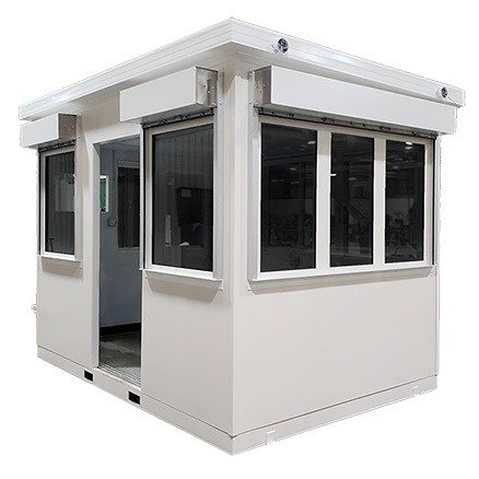 Border-Inspection-Booth