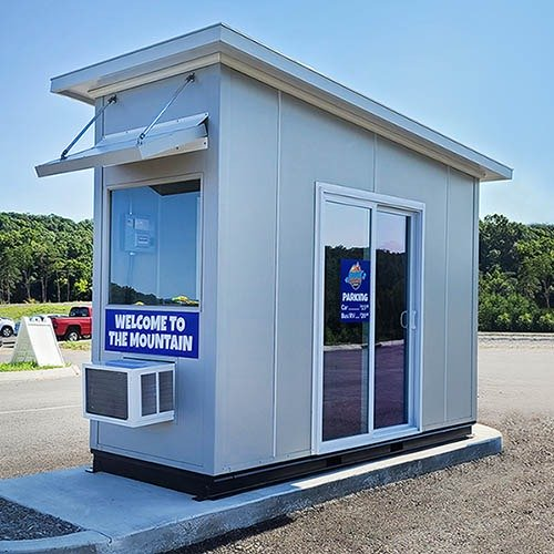Park-Ticket-Booth
