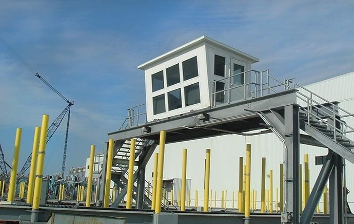 Prefabricated-Operators-Booth