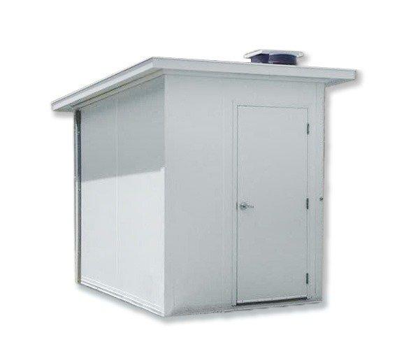 Prefab-Equipment-Booth