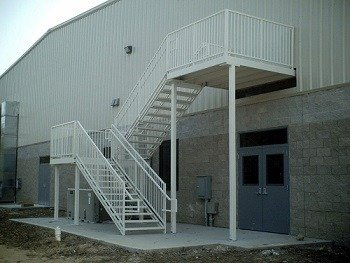 Metal-Stair-Systems