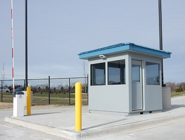Facility-Access-Control-Point