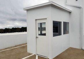 Prefabricated Vestibules