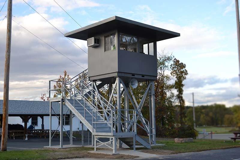 Prefabricated-Range-Tower