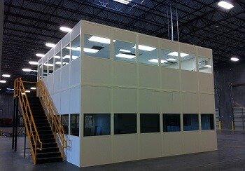 Warehouse Office Modular
