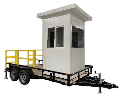 Portable-Guard-Booth