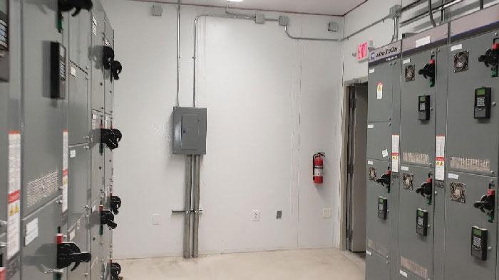 Substation-Building-Interior