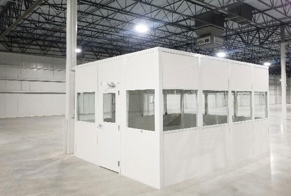 Prefabricated-In-Plant-Office