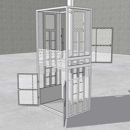 Vertical-Reciprocating-Conveyor