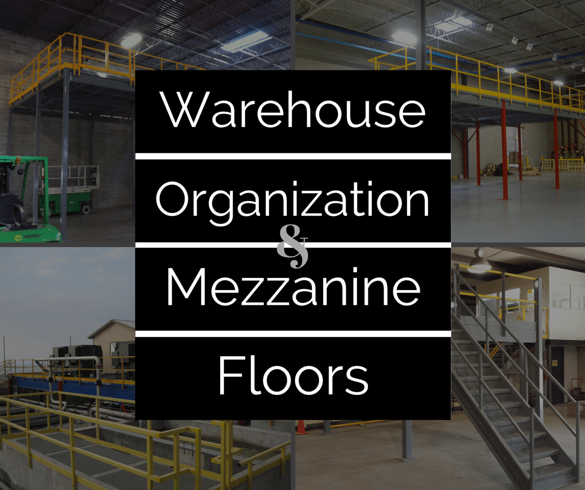 Warehouse Organization and Mezzanine Floors