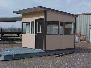 modular office construction
