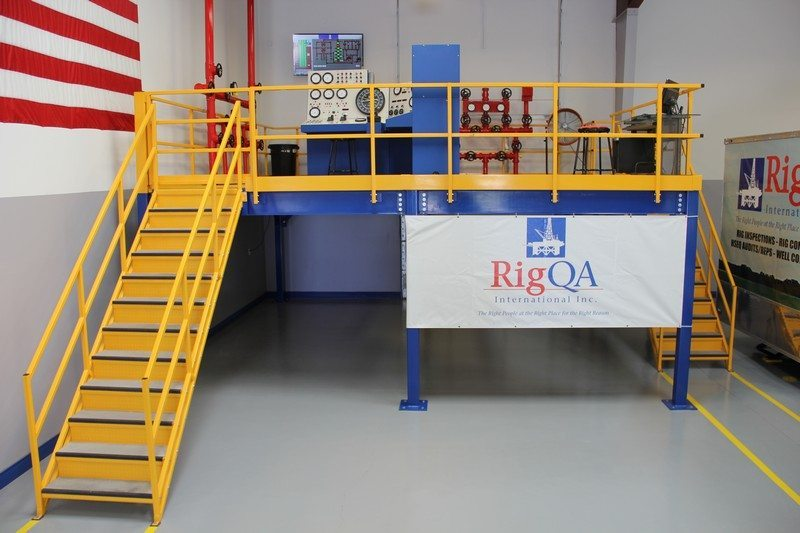 company that sells prefabricared steel mezzanines