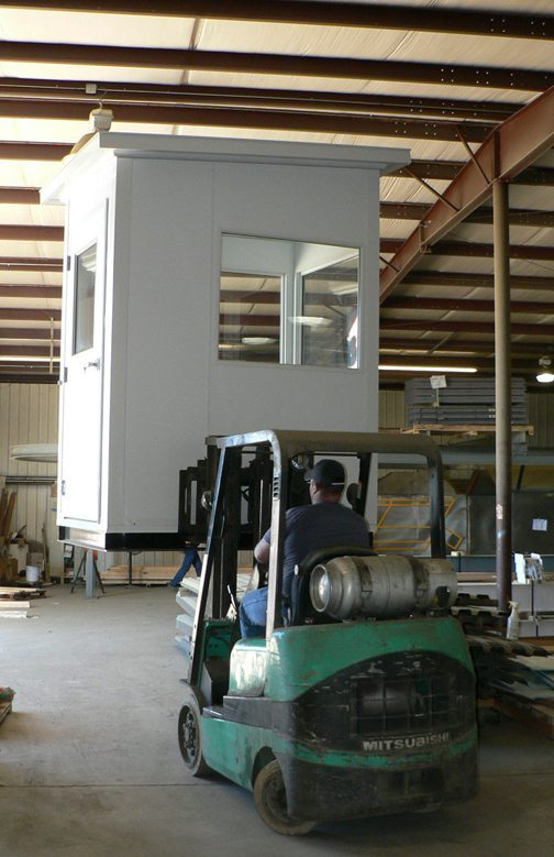 prefabricated metal office buildings