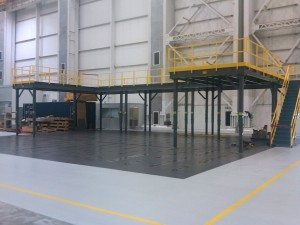 the best modular mezzanine structure