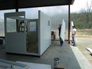 pre built portable building office