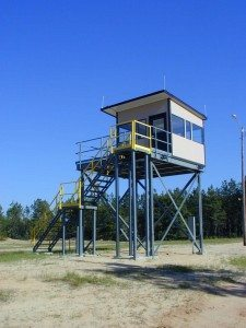 prefabricated guard booths available for sale online