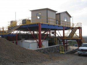prefabricated steel mezzanines