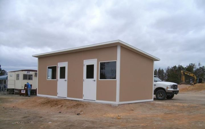 Panel Built modular building