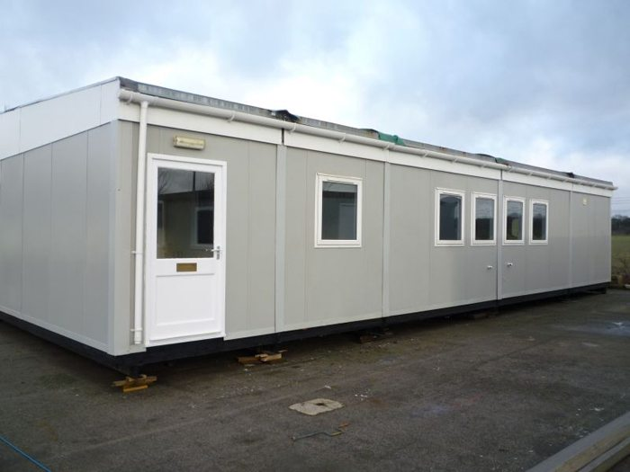 The benefits of modular office buildings