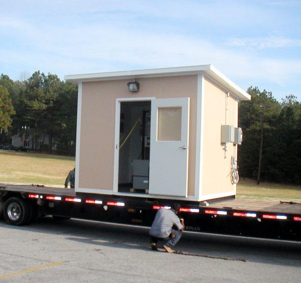 portable panel buildings