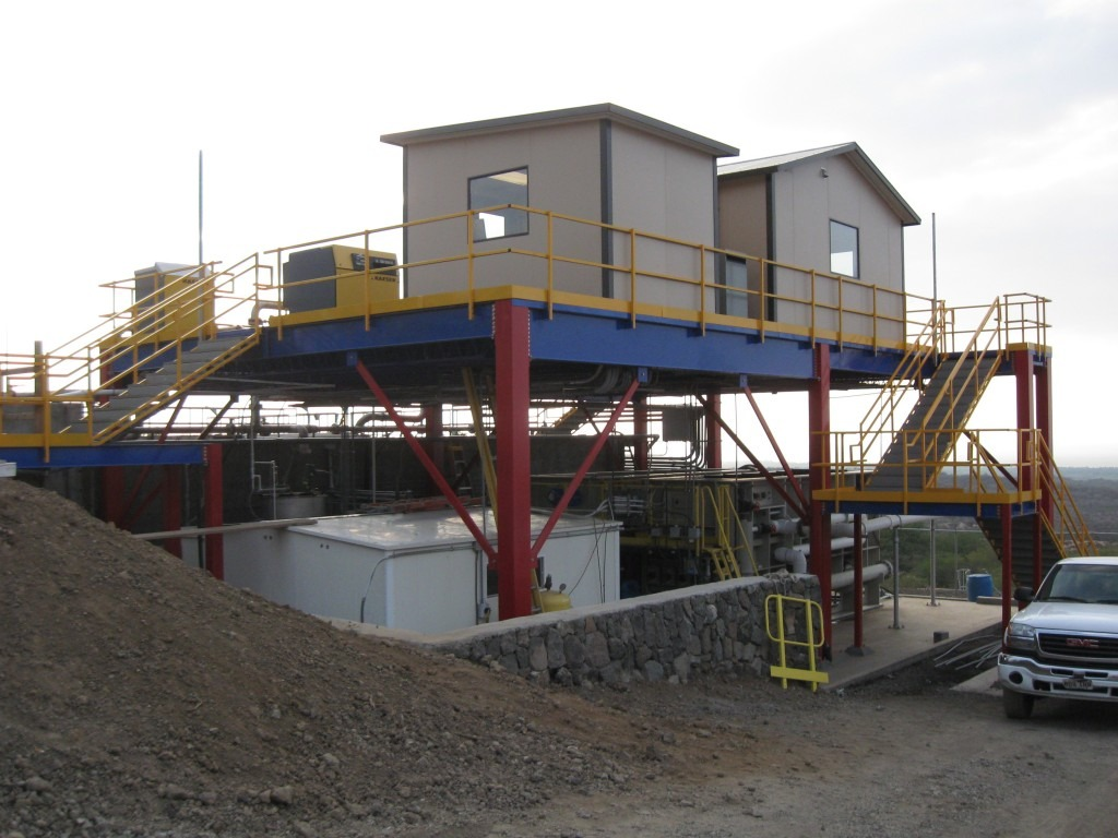 company that sells prefabricared steel mezzanines