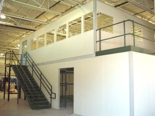 modular inplant offices