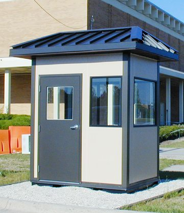 Find Prefabricated Security Guard Houses You Can Trust