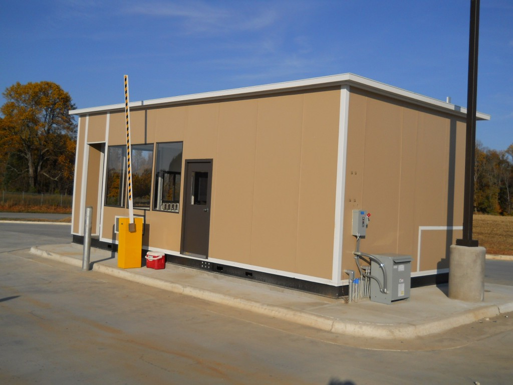 Modular Shipping Office