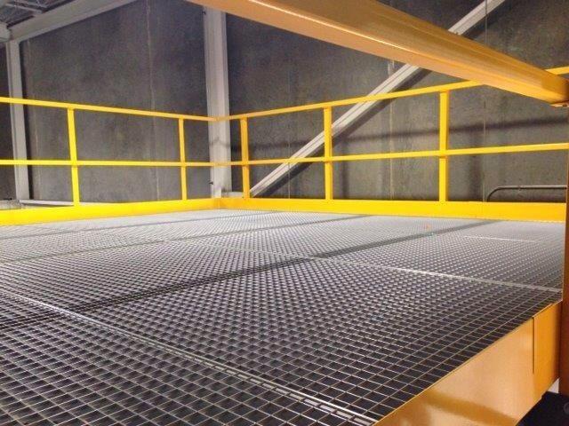 Mezzanine Decking