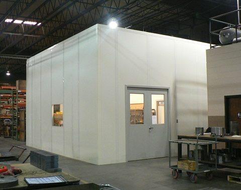 Modular Enclosure