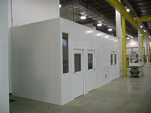 Modular Cleanrooms | Prefabricated Cleanrooms | Panel Built
