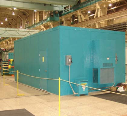 Machine Enclosure