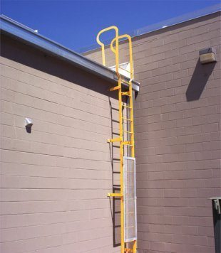 Metal Stair And Ladder Systems Meet Ibc And Osha Code