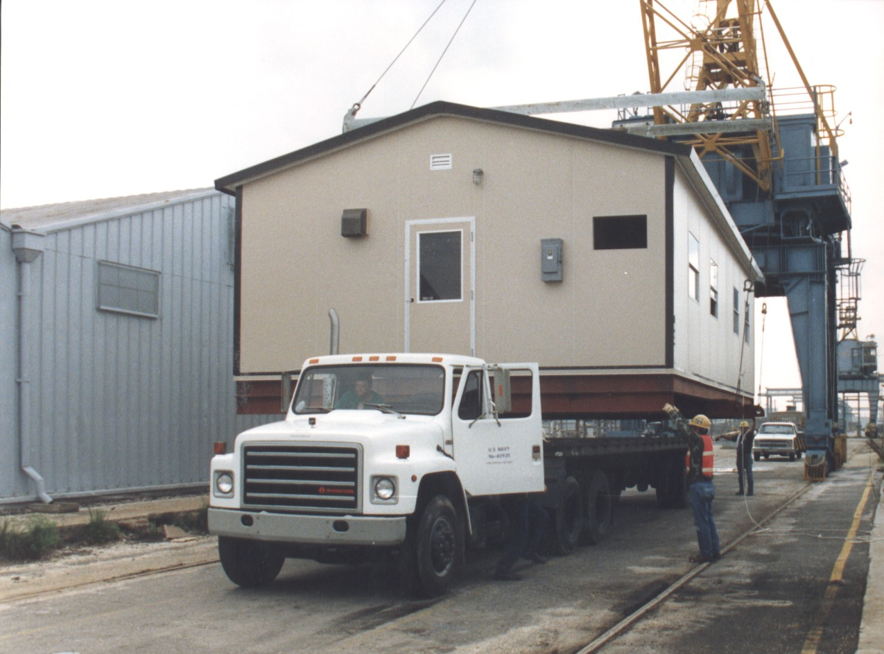 modular office building-for sale