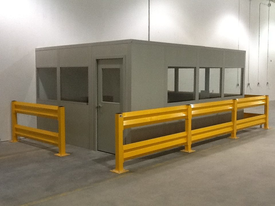 Mezzanines For Your Modular Office