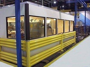 CAD - Safety Guards & Guards Rails