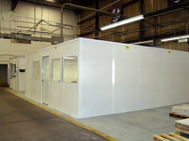 modular inplant office