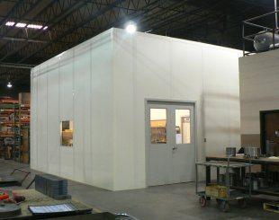 Modular CMM Room